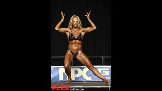 Tiffany Justice - Womens Physique - 2012 Junior National Gallery Thumbnail