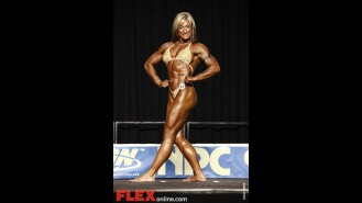 Danielle Deck - Womens Physique - 2012 Junior National Gallery Thumbnail