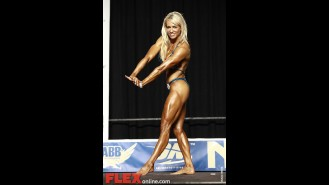 Joanna Wilson - Womens Physique - 2012 Junior National Gallery Thumbnail