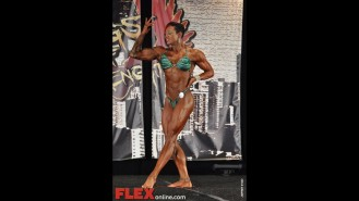 Mikaila Soto - Womens Physique - 2012 Chicago Pro Gallery Thumbnail