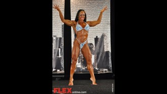 Tamee Marie - Womens Physique - 2012 Chicago Pro Gallery Thumbnail