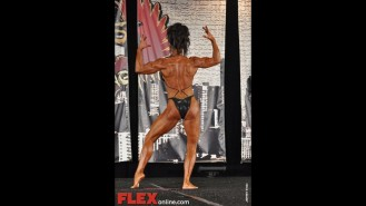 Laura Davies - Womens Physique - 2012 Chicago Pro Gallery Thumbnail