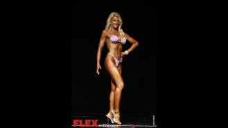 Debbie Sizemore - Womens Fitness - 2012 Team Universe Gallery Thumbnail