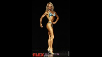 Kimberly Stroup - Womens Fitness - 2012 Team Universe Gallery Thumbnail