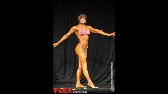 Cheryl Cooke - Womens Physiqe B 45+ - Teen, Collegiate and Masters 2012 Gallery Thumbnail