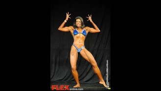 Paula Hannah - Womens Physique C 45+ - Teen, Collegiate and Masters 2012 Gallery Thumbnail