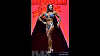 Michelle Blank - 2015 IFBB Arnold Europe Gallery Thumbnail