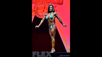 Marta Aguiar - 2015 IFBB Arnold Europe Gallery Thumbnail