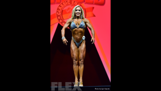 Ryall Graber - 2015 IFBB Arnold Europe Gallery Thumbnail