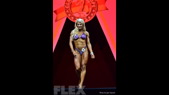 Whitney Jones - 2015 IFBB Arnold Europe Gallery Thumbnail