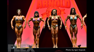 Fitness Comparisons - 2015 IFBB Arnold Europe Gallery Thumbnail