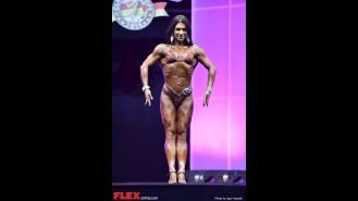 Aurika Tyrgale - 2014 IFBB Arnold Europe Gallery Thumbnail