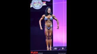Myriam Capes - 2014 IFBB Arnold Europe Gallery Thumbnail
