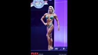 Regiane DaSilva - 2014 IFBB Arnold Europe Gallery Thumbnail