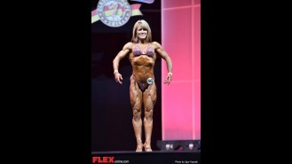 Amanda Hatfield - 2014 IFBB Arnold Europe Gallery Thumbnail