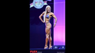Whitney Jones - 2014 IFBB Arnold Europe Gallery Thumbnail