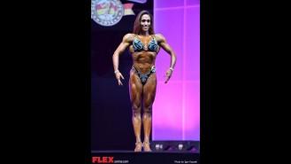 Diana Monteiro - 2014 IFBB Arnold Europe Gallery Thumbnail