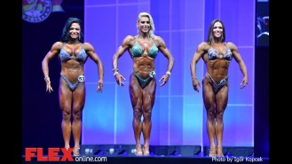 Comparisons - Fitness - 2014 IFBB Arnold Europe Gallery Thumbnail