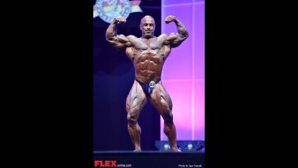 Michael Kefalianos - 2014 IFBB Arnold Europe Gallery Thumbnail
