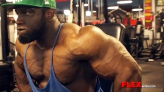 Akim Williams Trains 3 Days Out From His Pro Debut Video Thumbnail