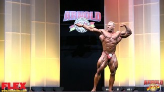 2014 Arnold Classic Europe, Bodybuilding Posing Routines: Part 2 Video Thumbnail