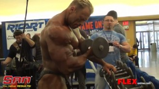 Arnold Classic All Access Backstage Pass  Video Thumbnail