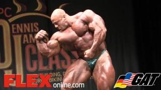 Big Ramy at the 2014 NPC Dennis James Classic Video Thumbnail