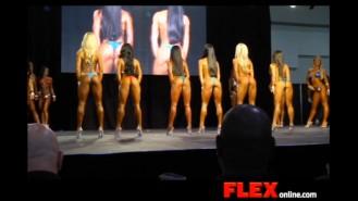 2014 IFBB Toronto Pro: Bikini Video Thumbnail