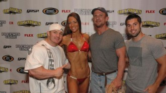 Flex Lewis Classic Saturday Morning Candids Gallery Thumbnail
