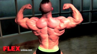 Clayton Johnson Trains Back 10 Days Out From the 2013 NPC USAs Video Thumbnail