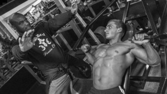 Teen Phenom Cody Montgomery Cranks Out a Back Workout Video Thumbnail