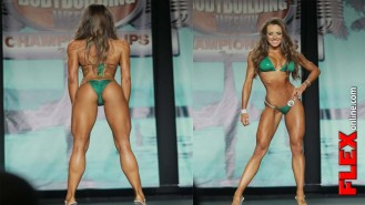 IFBB Bikini Pro Courtney King Winner at 2013 Tampa Pro Interview With Angelica Gonzalez Video Thumbnail
