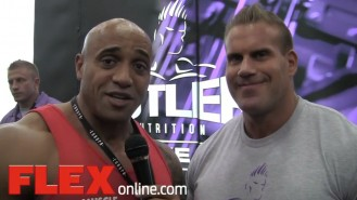 Interview with Jay Cutler at the 2014 Dallas Europa Video Thumbnail