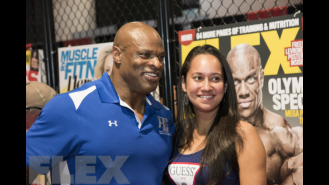 FLEX'n at the 2016 Olympia: Friday Gallery Thumbnail