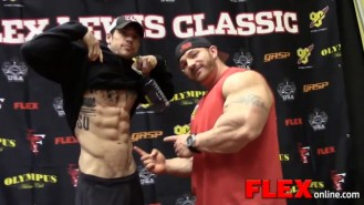 Highlights of the 2014 NPC Flex Lewis Classic Video Thumbnail