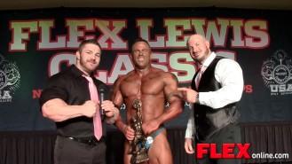 Flex Lewis Classic Overall Champ, John Sanford Video Thumbnail