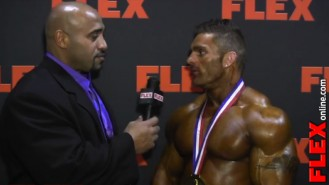 Flex Lewis 2X Olympia 212 Showdown Champ Video Thumbnail