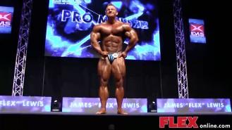 Flex Lewis's Posing Routine at the 2014 IFBB EVLS Prague Pro Video Thumbnail