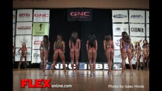 Comparison - Bikini - 2014 IFBB Pittsburgh Pro Gallery Thumbnail