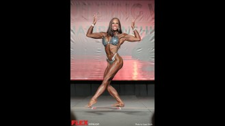 Jillian Reville - Women's Physique - 2014 IFBB Tampa Pro Gallery Thumbnail