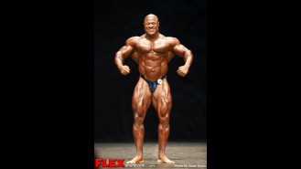 Bill Wilmore - 2012 Masters Olympia Gallery Thumbnail