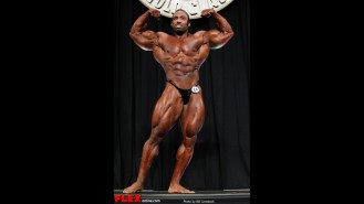 Cedric McMillan - 2013 Arnold Classic Gallery Thumbnail