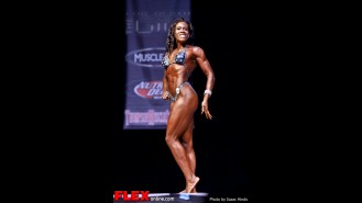 Brittane Mergerson - Women's Physique - Phil Heath Classic 2013 Gallery Thumbnail