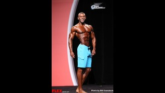 Michael Anderson - Mens Physique Olympia - 2013 Mr. Olympia Gallery Thumbnail