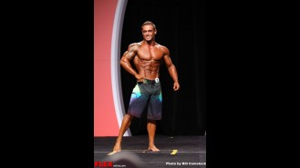 Tyler Anderson - Mens Physique Olympia - 2013 Mr. Olympia Gallery Thumbnail