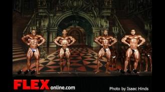 Comparisons - Men's Open - 2012 Europa Supershow Dallas  Gallery Thumbnail