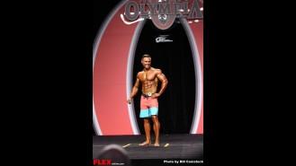 Matt Christianer - Mens Physique Olympia - 2013 Mr. Olympia Gallery Thumbnail