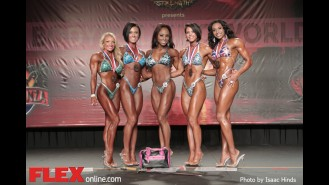 Awards - Figure - 2014 IFBB Tampa Pro Gallery Thumbnail