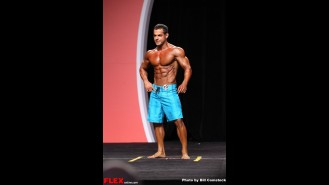 Stephen Mass - Mens Physique Olympia - 2013 Mr. Olympia Gallery Thumbnail