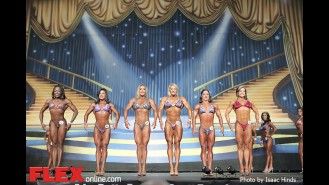 Comparisons - Fitness - 2014 IFBB Europa Phoenix Pro Gallery Thumbnail